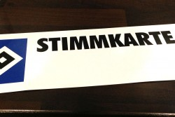 Stimmkarte